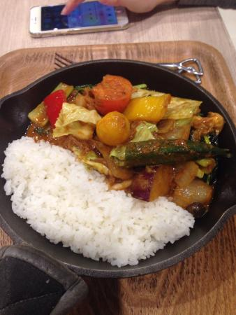 Curry Camp Express Ecute Shinagawa