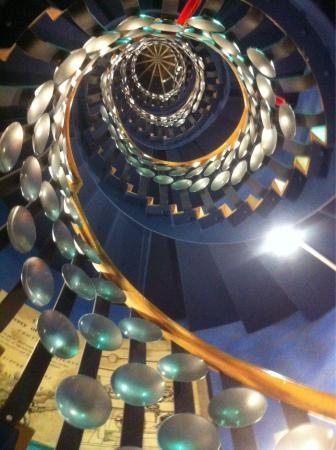 The Magic Circle : Staircase