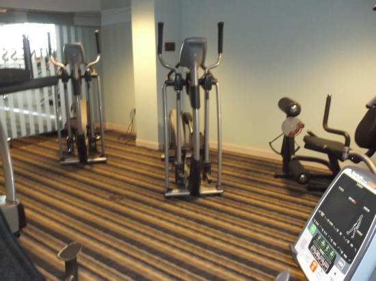 Gym Picture Of Downtown Grand An Ascend Collection