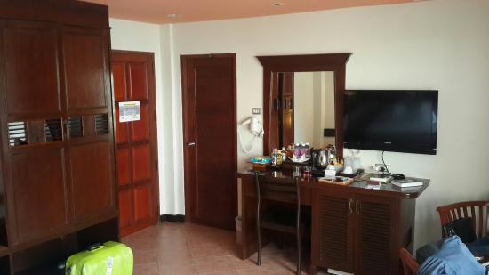 Baan Boa Resort : Номер 213