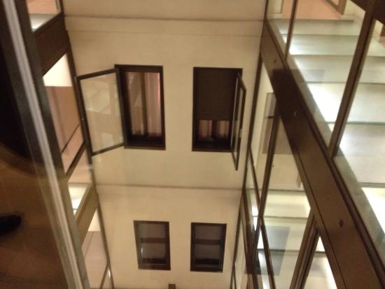 Hotel Condal: Внутри отеля
