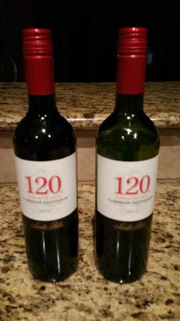 """Texas De Brazil : $40 """"House Cab"""" as compared to $5 Grocery Store Cab!"""