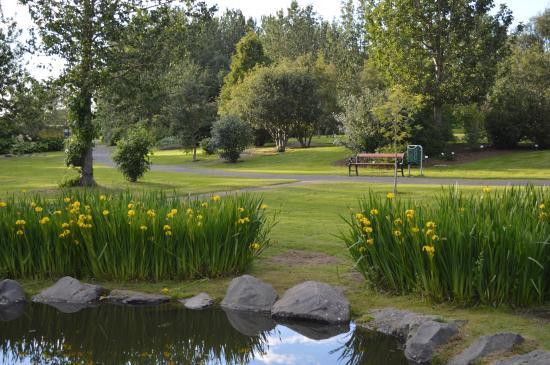 Laugardalur Park