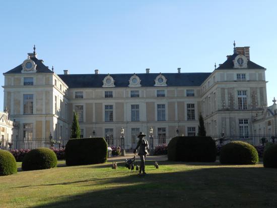 Chateau Colbert : ホテル外観です