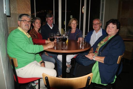 AHA Inn on the Square: In der Bar