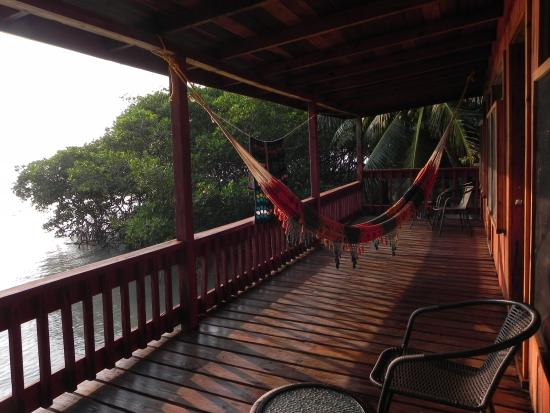 IZE Belize: View from our Room