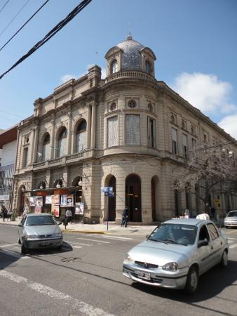 San Nicolas de los Arroyos, Argentinië: Teatro Municipal Rafael de Aguiar