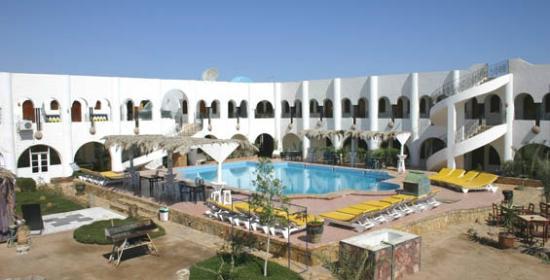 Yasmina Hotel : hotel view