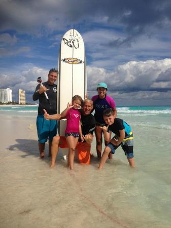 360 Surf School: our crew