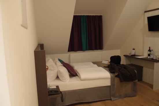 Hotel Elch: chambre