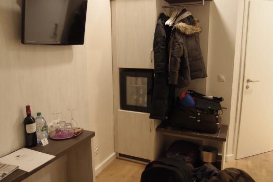 Hotel Elch: chambre petite