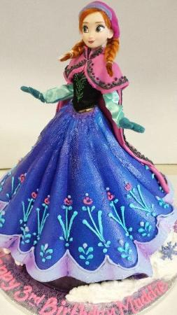 Anna Cake Picture Of Orland Park Bakery Orland Park