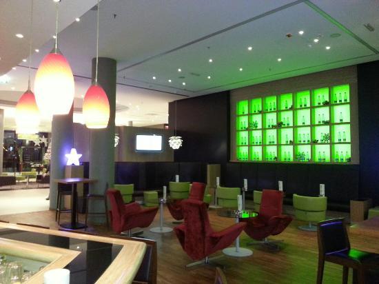 Courtyard Vienna Prater/Messe: Hotel restaurant
