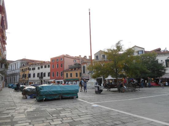 Ristorante Pizzeria Ai Sportivi: place arrière