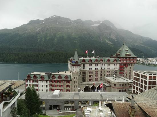 Hotel Eden Garni St. Moritz: Vista do lago
