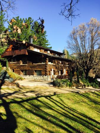 Hotel Rural Las Rozuelas: El chalet