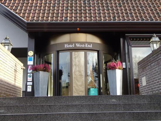 Van der Valk Hotel Arnhem: Entree