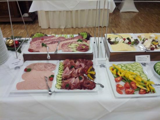 Best Western Plus Hotel Vier Jahreszeiten: buffet petit dejeuner