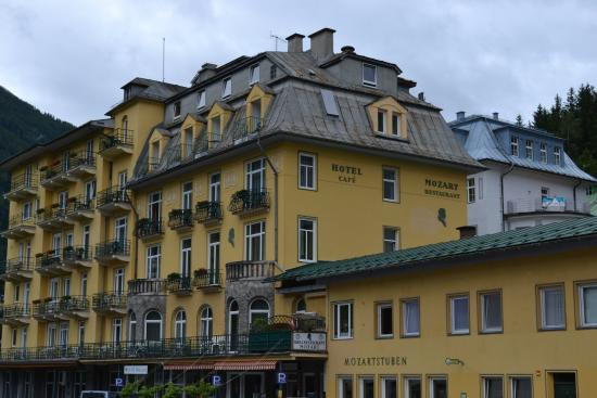 Hotel Mozart: Hotell Mozart
