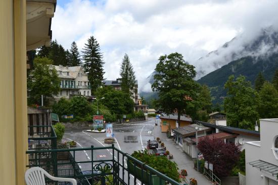 Hotel Mozart: Utsikt