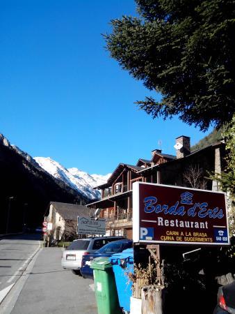 Erts, Andorra: Bruno y María