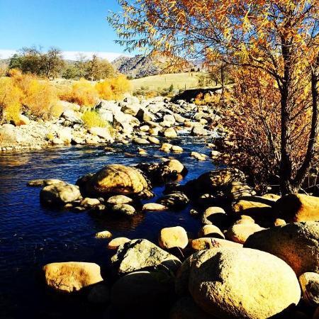 Lazy J Ranch-Americas Best Value Inn: Lazy Autumn Day
