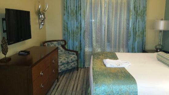 Holiday Inn Club Vacations Galveston Beach Resort: Bedroom