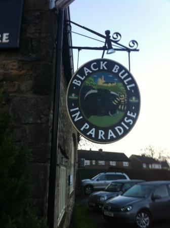 Theakston Brewery: Black Bull in Paradise, Theakstones Brewery, Masham - 2