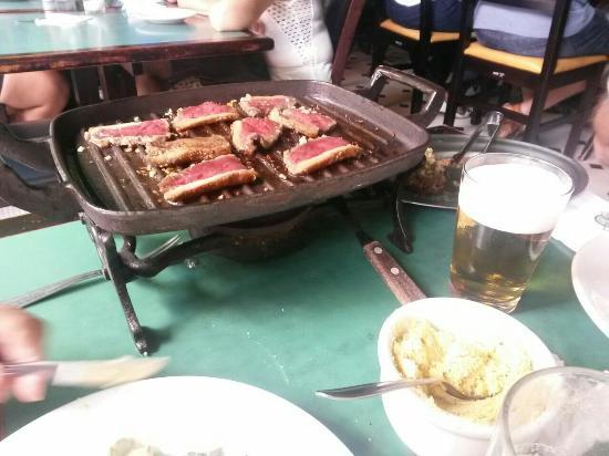 Bar Do Juarez Moema: Picanha e bon chopp