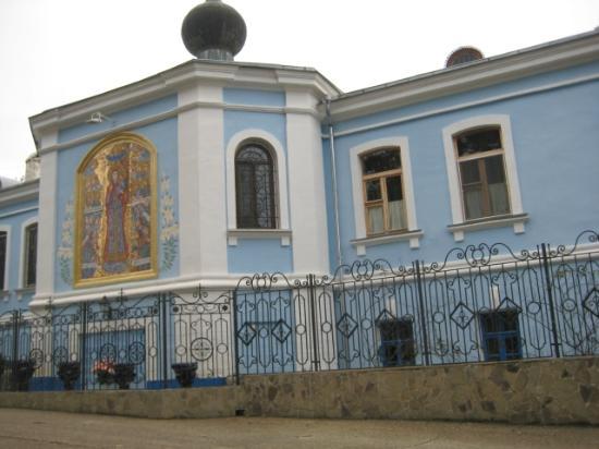 Toplovsk Holy Trinity Paraskevievskiy Convent