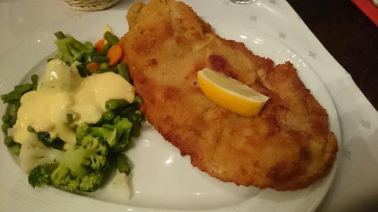 Restaurant Pottgen: Cordon Bleu
