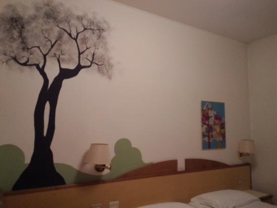 Hotel Alexandra: stanza