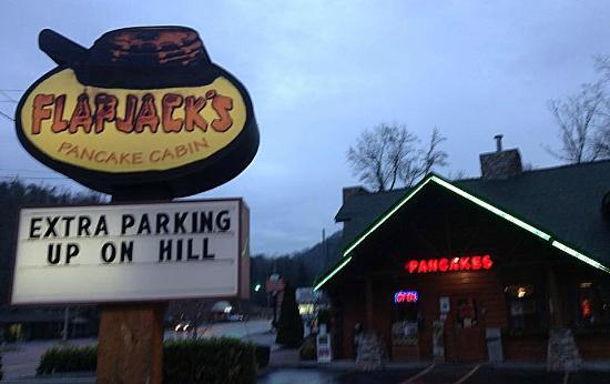 Flapjack's Pancake Cabin