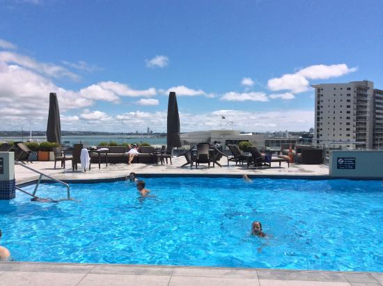 Heritage Auckland: Rooftop Pool - Paradise