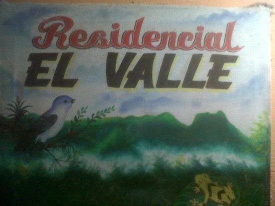 Hotel Residencial El Valle: Logo del Hotel 01