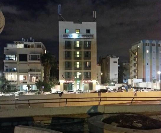 Olympia Hotel Tel Aviv - By Zvieli Hotels: Hotell Olympia , Tel aviv