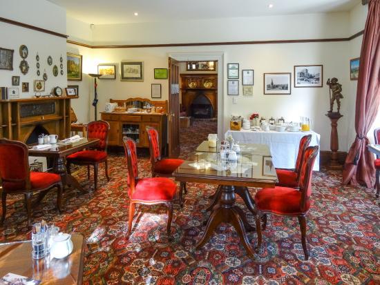Eliza's Manor Boutique Hotel : Dining room