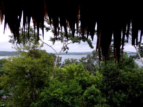 Posada del Cerro: Amanecer en la habitación