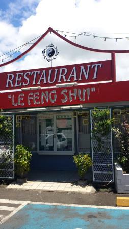 Restaurant le Feng Shui