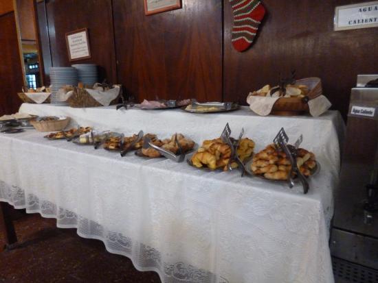 Hotel Eo Park : desayuno