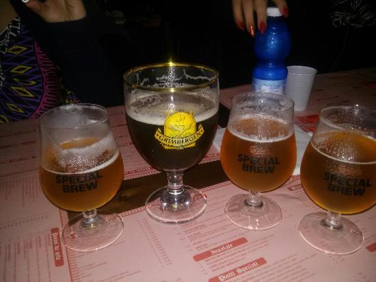 Old Baron : Ottime birre senza Co2