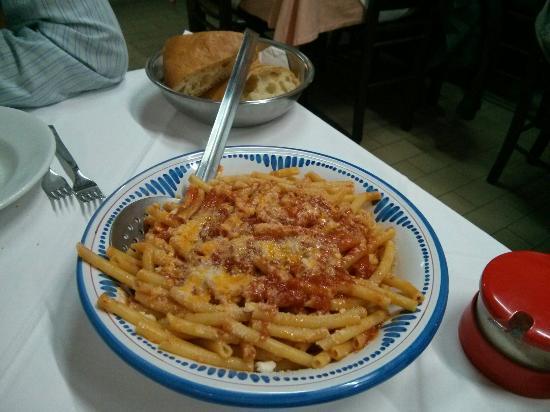 Calitri, Italia: Le mitiche cannazze