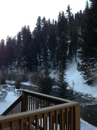 BEST WESTERN Rivers Edge: View from the deck