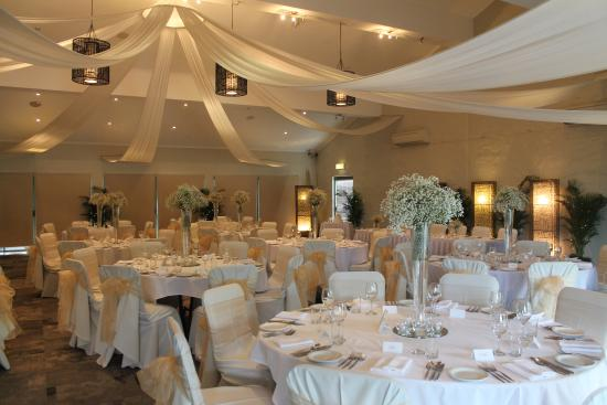 Quality Hotel Ballina (Ballina Beach Resort): Our wedding reception