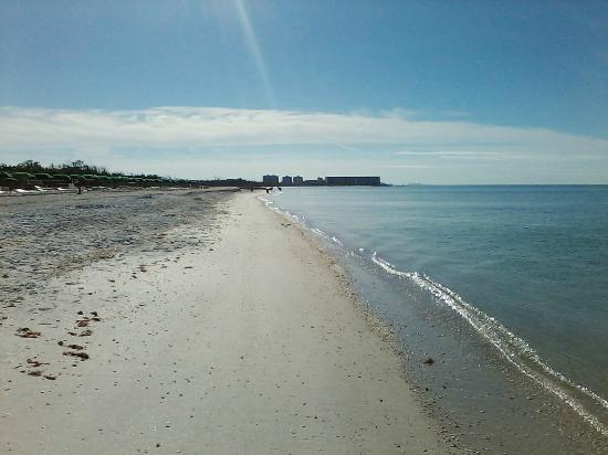 Hyatt Regency Coconut Point Resort And Spa Hickory Island Private Beach