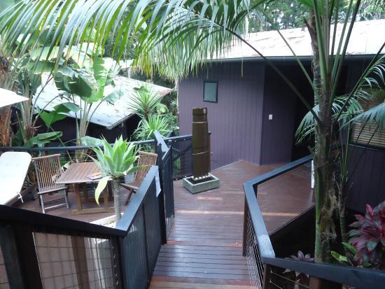 Azabu Boutique Accommodation Byron Bay: azabu