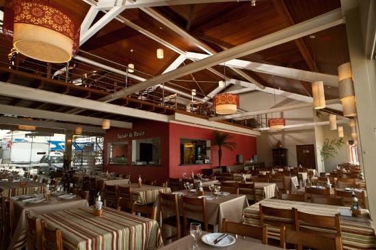 Restaurante Paixao de Verao: Ambiente agradável