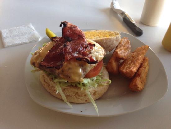 The Diner : Buenísima!!!