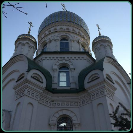 Gornyye Klyuchi, Russland: 2014.11.24
