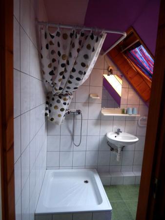 Ilona Kis Kastely Panzio : bathroom